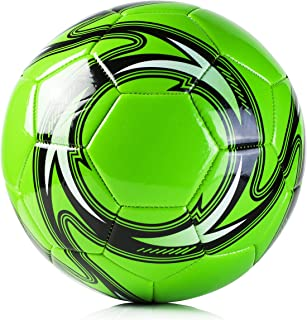 Western Star Soccer Ball Size 4 & Size 5 - Official Match...