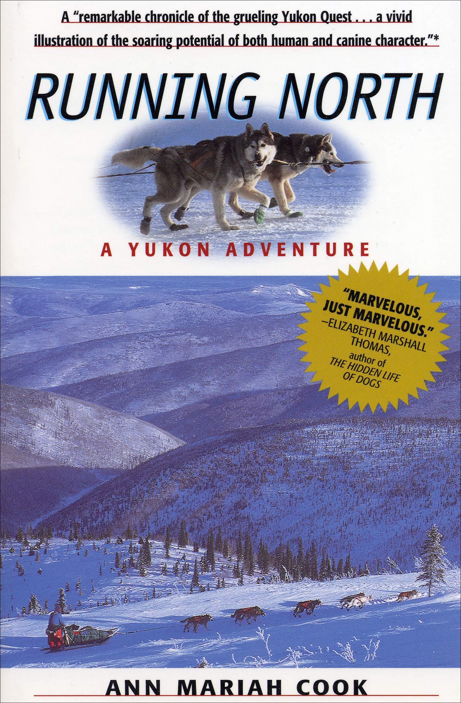 Running North: A Yukon Adventure (English Edition)