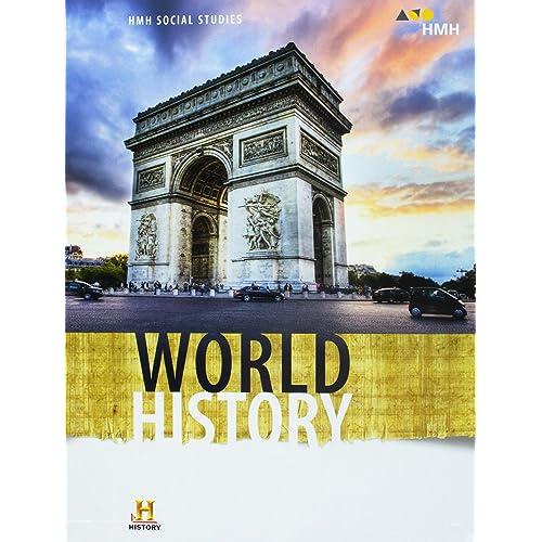 HMH Social Studies World History: Student Edition 2018