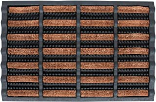 FootMatters Safety Care Mud Scrubber Tray Mat - 24 x 16 inch