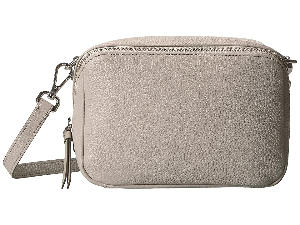 ECCO SP 3 Medium Boxy (Gravel) Wristlet Handbags