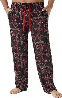 Deadpool Mens Lounge Pants, Cotton Pyjamas Bottoms Size S, M, L, XL, 2XL, 3XL