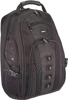 AmazonBasics Travel Laptop Backpack - Black