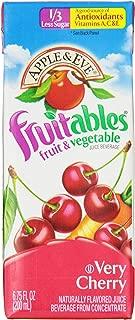 Apple & Eve Fruitables, Very Cherry, 6.75 Fluid-oz., 40 Count