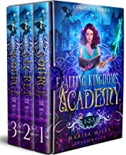Academy of Falling Kingdoms Box Set: The Complete Epic Fantasy Adventure Series