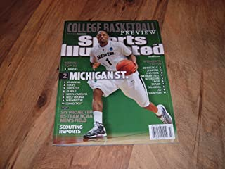 Best michigan state basketball sports illustrated Reviews