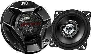 JVC CS DR420 2 Wege Koaxial Lautsprecher 10 cm schwarz