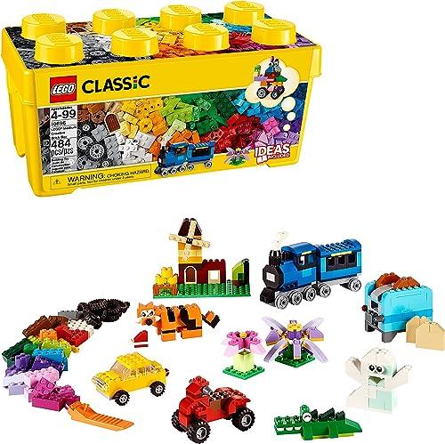 LEGO, Juego de Construcción, Mediana