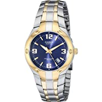 Casio EF106SG-2AV Edifice Two-Tone Stainless Steel Men's Watch