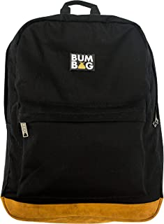 The Bumbag Co Casual Bags - Scout Skateboard Backpack Black