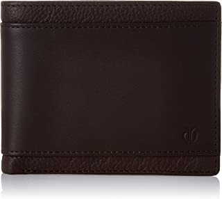 Titan Brown Men's Wallet (TW162LM1BR)