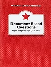 Harcourt Horizons: Document-Based Questions Grade 6 Ancient Civilizations