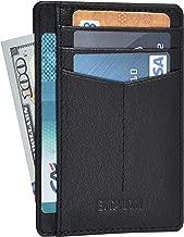 Minimalist-Wallets for Men and Women - RFID Blocking Front Pocket Card Holder