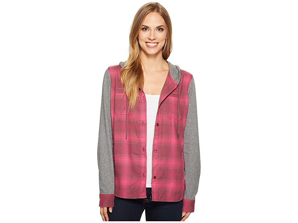 The North Face Campground Shacket (Petticoat Pink) Women