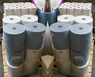 4 x Blue BLinx Bumper Barrel Jumbo Roll 400 Meter Each roll 2 Ply Limited Quantity.