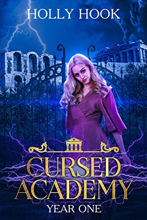 Cursed Academy (Year One)[A Teen Academy Romance] (English Edition)