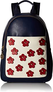 Tommy Hilfiger Women's Dressy Canvas Backpack