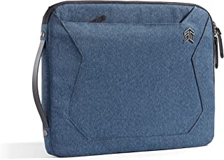 STM Myth fleece-lined Laptop Sleeve with removable strap 15-Inch - Slate Blue (stm-114-184P-02)