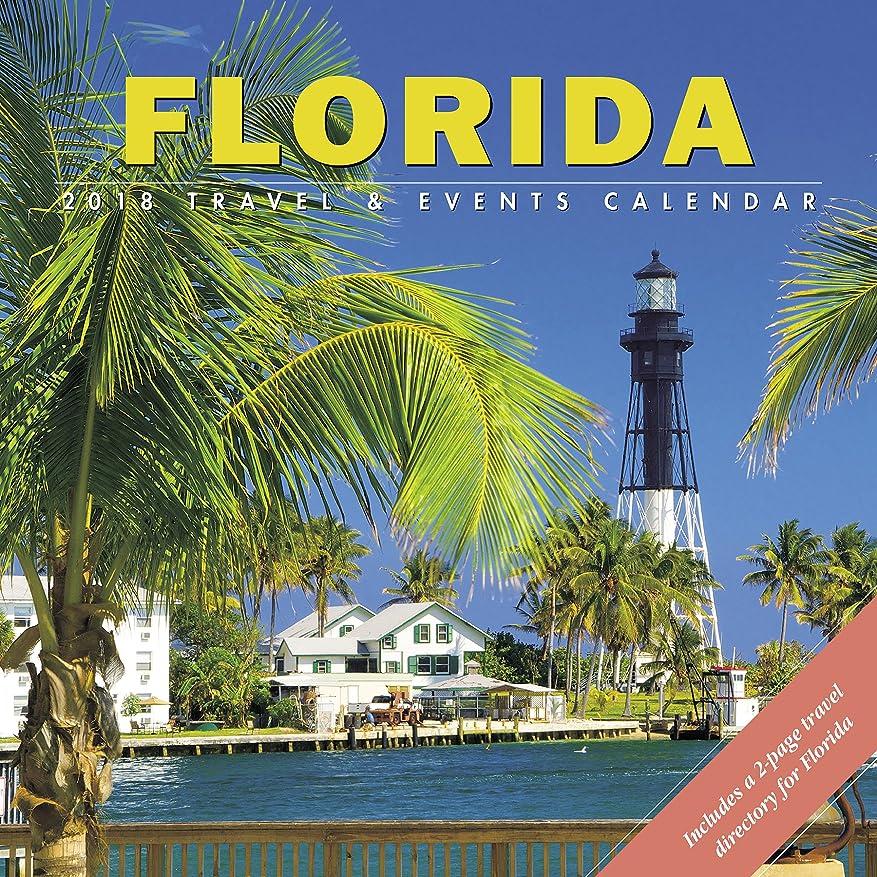 独裁前文開梱Florida 2018 Calendar