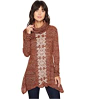 Roper - 1301 Slub Sweater Jersey Top