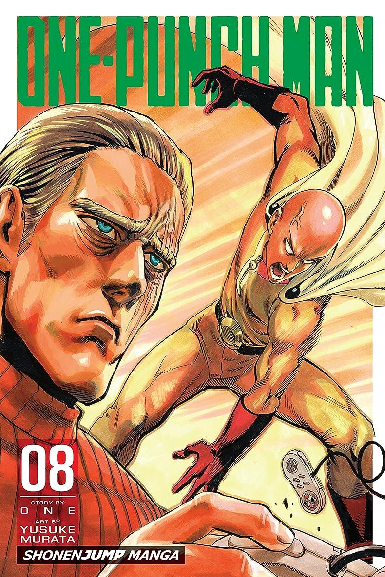 危険愛国的な運命的なOne-Punch Man, Vol. 8 (English Edition)