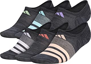Women's Superlite Super No Show Socks (6-pair)