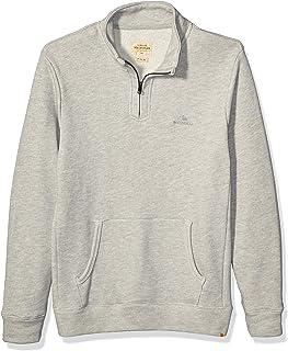 Quiksilver Men's Ocean Nights Half Neck Fleece Sweatshirt