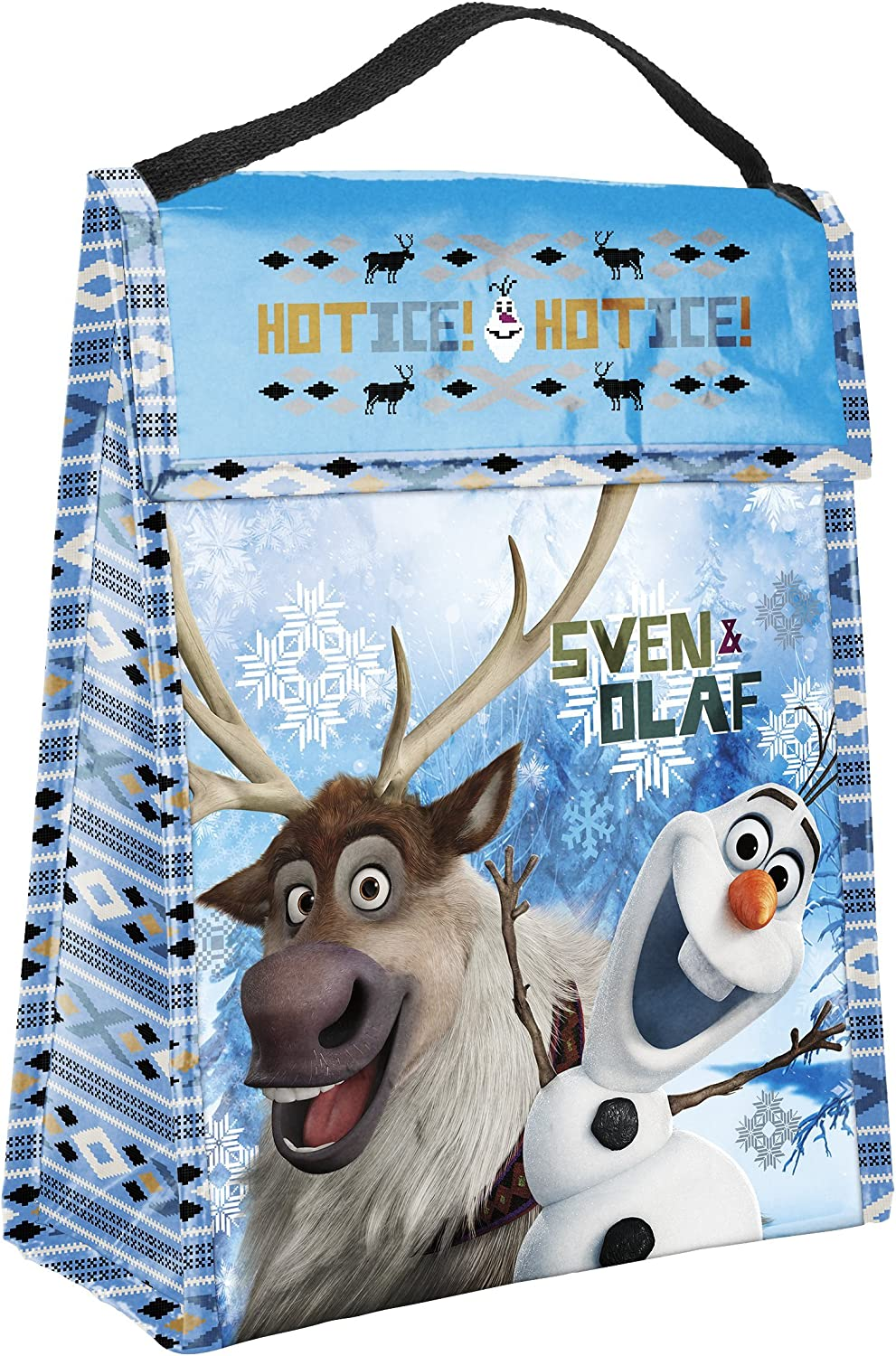Zak Designs Insulated Lunch Bag 2021 autumn and winter new with BPA-free Frozen Popular products from Olaf