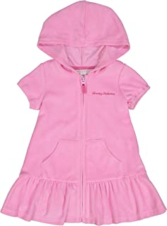 Girls' Baby Terry Cloth Swimsuit Coverup