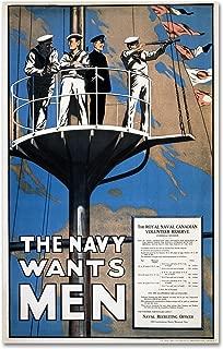 royal marines recruitment poster