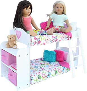 american girl room setup