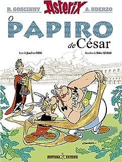 Asterix - O Papiro de César - Volume 36
