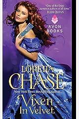 Vixen in Velvet (The Dressmakers Series Book 3) Kindle Edition