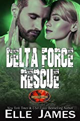 Delta Force Rescue (Brotherhood Protectors Book 15) (English Edition) Format Kindle
