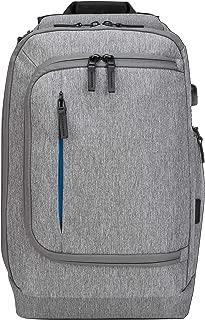 Targus CityLite Pro Modern Premium Convertible Backpack for 15.6-Inch Laptop, Grey (TSB939GL)