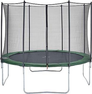 comprar comparacion CZON SPORTS - Cama elástica infantil, 360 cm (verde)