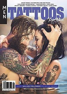 Tattoos For Men Magazine Issue 109 (English Edition)