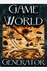 CASTLE OLDSKULL ~ GWG1: Game World Generator (Castle Oldskull Fantasy Role-Playing Game Supplements Book 4) Kindle Edition