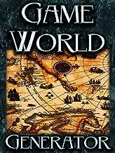 CASTLE OLDSKULL ~ GWG1: Game World Generator (Castle Oldskull Fantasy Role-Playing Game Supplements Book 4)