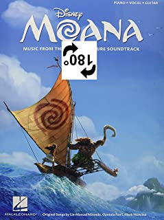 Moana: Music from Soundtrack Motion Picture