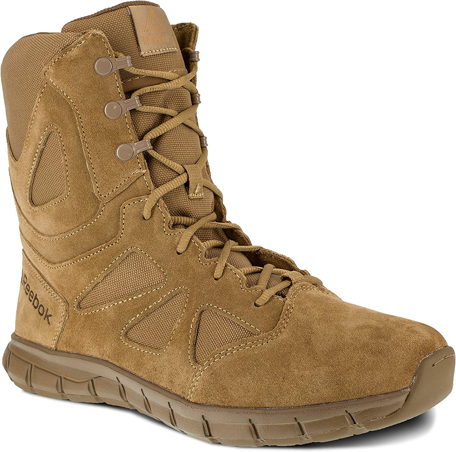 Reebok Work Men's Sublite Super Special SALE held Cushion Fort Worth Mall AR670-1 Compliant Tactical