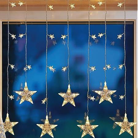 LED Bild ♥Greife nach den Sternen...♥ Geschenk beleuchtet m Timer . Batterien