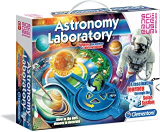 Clementoni 61251 Science Kits Educational Toys  6 Years & Above,Multi color