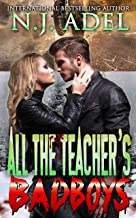 All the Teacher's Bad Boys: Brother's Best Friends Paranormal MC Romance (English Edition)