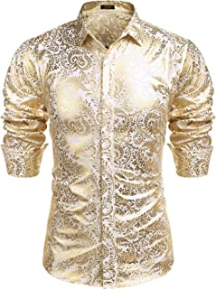 luxury gold dress