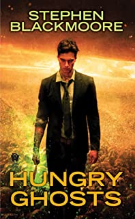 Hungry Ghosts (Eric Carter Book 3)