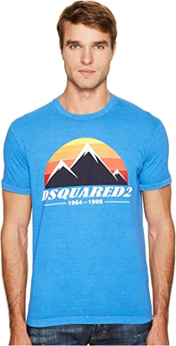 DSQUARED2 - Mountain Print T-Shirt