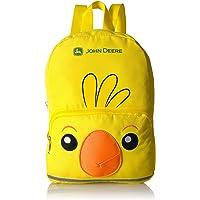 John Deere Boys' Toddler Backpack (Yellow)