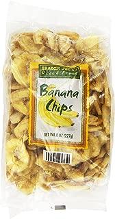 Trader Joe's Banana Chips 8 Oz Pack of 3