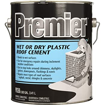 Amazon Com Henry Tv205697 Henry Co Tv205697 Gal Wet Dry Roof Cement Home Improvement